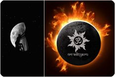 Сожженная планета - Дар или Проклятье. Часть 1 - Луна