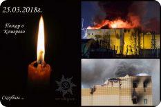Пожар в Кемерово! Трагедия в России с позиции астрологии