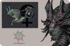 Этапы борьбы с Драконом. Лилит в козероге - Часть I