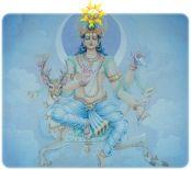 Луна в Ведической астрологии