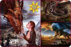 """Лилит в овне или Дракон """"внешняя агрессия"""". История моего сражения!"""