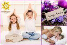 Аюрведа и утренний ритуал для детей