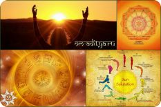Harmonization of the Sun in astrology.
