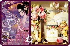 Цветочный чай- источник женской силы и красоты. Цветочный чай для женщин.